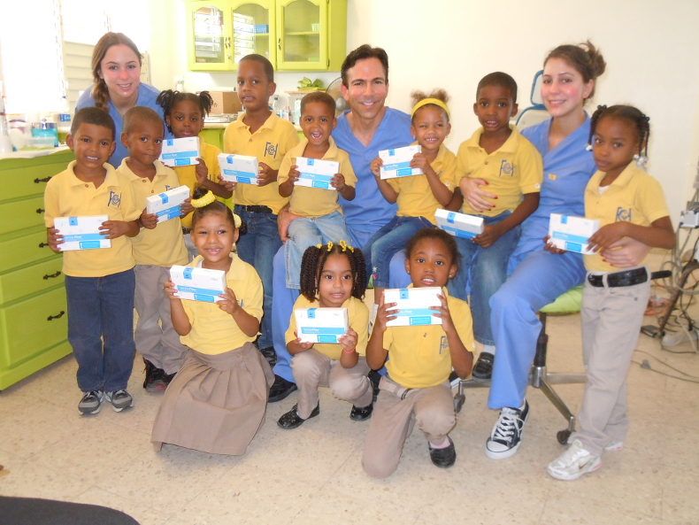 Children's Dental Health Care Month In Los Angeles