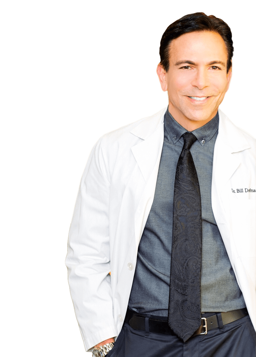 Los Angeles dentist Dr. Bill Dorfman