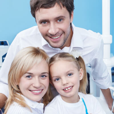 Family dentistry in Century City