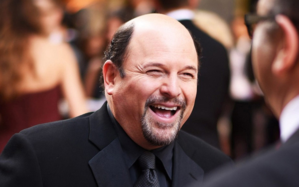 Jason Alexander, patient of Los Angeles celebrity dentist Dr. Bill Dorfman