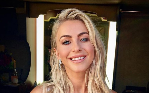 Julianne Hough, patient of Los Angeles celebrity dentist Dr. Bill Dorfman